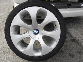 Jante BMW cu anvelope de vara 19 de vara (5,6,7)