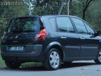 Vand Cutie Viteze Renault Scenic 20 16valve Din 2005 La Cele Mai Mici Preturi