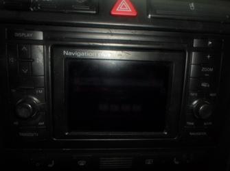 Navigatie Plus Audi an 1997-2004