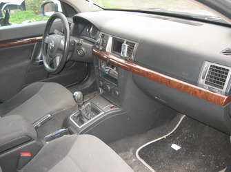 plansa bord.airbag volan.aribag pasager opel vectra c 2004