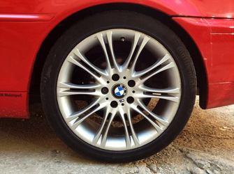 Vand jante BMW 18 cu anvelope
