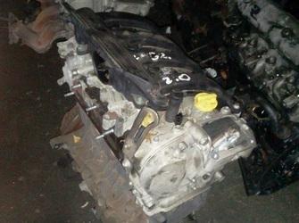 Motor renault laguna2 2.0-16valve 2003 pret 1500ron