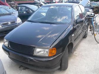 VAND PIESE DIN DEZMEMBRARI PT VW POLO, AN 1997-1998, 2 USI, 1000 BENZINA