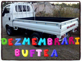 Dezmembrari Kia K2500 BUFTEA - orice piesa in stoc!!!