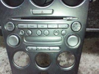consola centrala mazda6 2003
