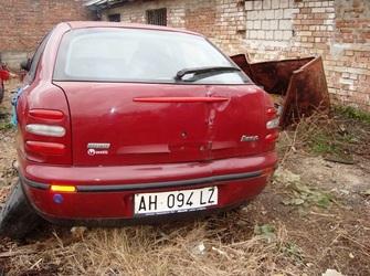 Parc Auto Racasdia dezmembreaza Fiat Brava
