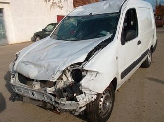 Parc Auto Racasdia dezmembreaza Renault Kangoo