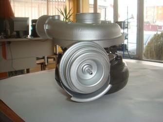 Turbosuflanta defecta? Palet turbo defect? Ax turbo rupt?