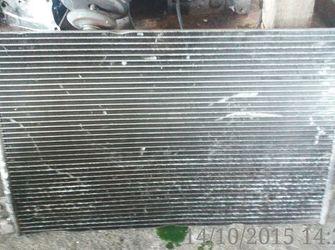 radiator aer conditionat opel vectraC 2005