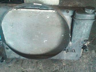 radiator apa bmw E39 2003