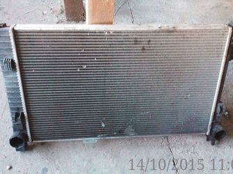 radiator apa mercedes C270 2003