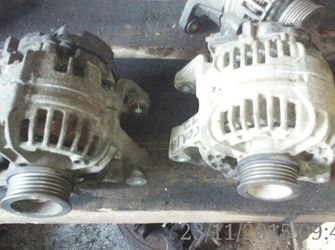 alternator opel corsaC 1.2-16valve 2004