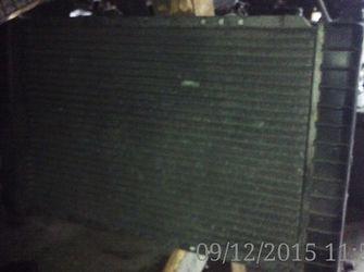 radiator apa daewoo matiz 2005