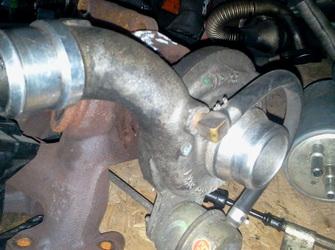 Turbina ford focus1 1.8TDDI 90cai 2001