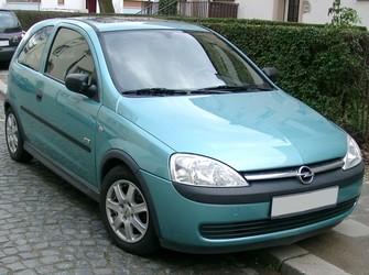 Piese Opel corsa c 1.0