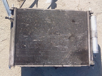 Radiator apa+aer conditionat renault modus 2005 1.4-16valve