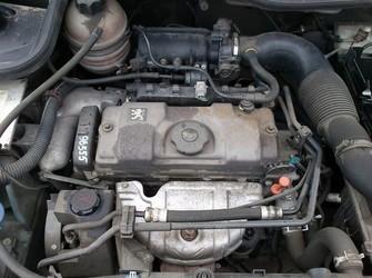 peugeot 206 5usi an 2003 motor 1.1 tip hfx