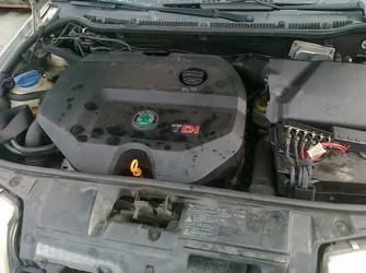 seat ibiza 5usi an 2001 motor 1.4mpi tip AUD