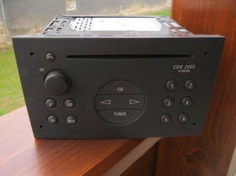 CDR 2005 VDO Siemens