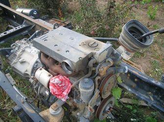 Motor Mercedes Atego 818 / 817 / 815
