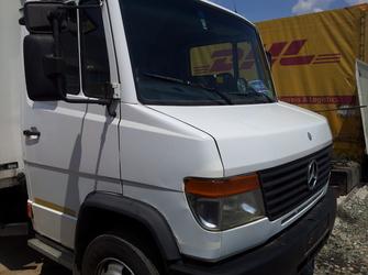 Cabina Mercedes Vario