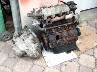 Motor complet pt. piese Fiat Ducato 2.8D