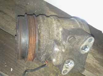 Compresor aer conditionat daewoo matiz 2005