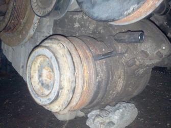 Compresor aer conditionat sang yong rexton 3.2benzina 2004