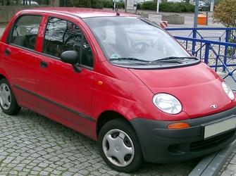 Dezmembrez Daewoo Matiz 0.8 2005