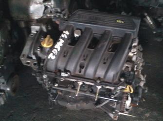 Motor renault megane2 1.4-16valve 2005