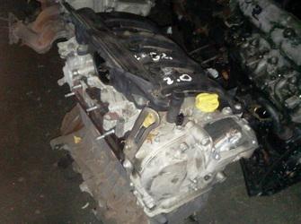 Motor renault laguna2 2.0-16valve 2003