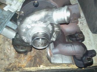 Turbina ford mondeo 2.0TDDI 2001