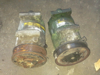 Compresor aer conditionat renault megane2 1.5dci-1.9dci-1.6-16valve 2006