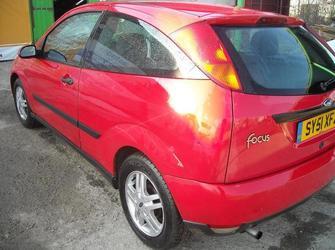 Dezmembrez Ford Focus 1.6i 100 cp din 2001, electromotor