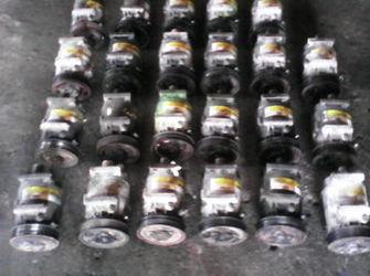 compresor aer conditionat renault megane2-scenic2 1,4-1,6-1,5dci 2006