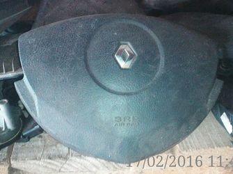 airbag volan renault clio2 2004