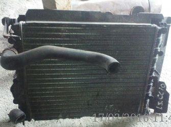 radiator apa renault clio2 1.5dci fara aer conditionat 2003