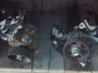 pompa injectie ford focus2 1.6tdci 2007