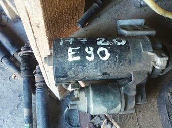 electromotor bmw E90 2.0diesel 177cai 2006
