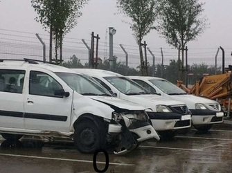 Dezmembrari Dacia Logan 2004 2016 La PRETURI PROMO piese logan avariat