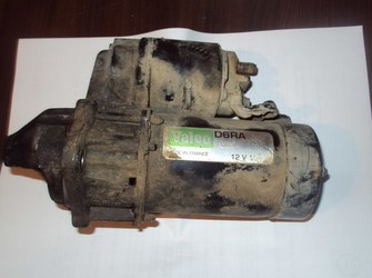 Electromotor valeo opel astra vectrab corsa motor 12 14 16 l cod d6ra 32