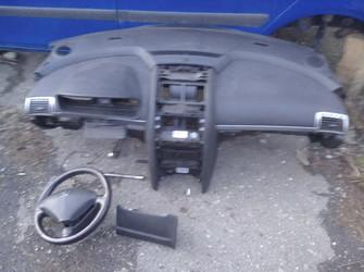 Set airbag plansa bord centuri Peugeot 407