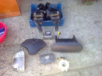 Set  complet airbag  Fiat Palio