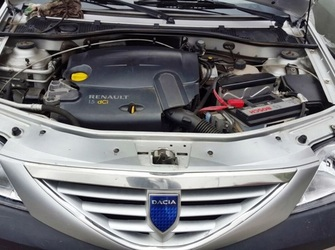 Vand motor dacia logan 1. 5 dci euro 3 an 2006 km tip motor k9k - 792 ! motorul se vinde complet sau