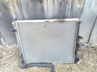 radiator apa mercedes benz ml 270 cdi w163