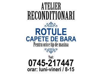 Reparatii Reconditionari Pivoti, Capete de Bara, Rotule, Bucsi
