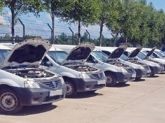 DEZMEMBRARI DACIA LOGAN VAND ORICE PIESA SI ACCESORIU benzina si motorina!---SUNA LA -O763619OO1---