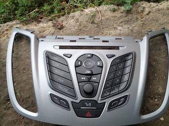 panou comenzi navigatie cd radio AM5T-18K811-CE ford focus mk3