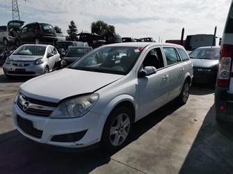 Opel Astra H facelift motor 1.7cdti Z17DTR