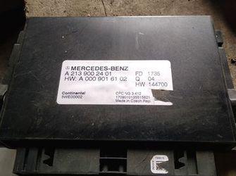 modul cutie automata de mercedes benz E class tip w213 cod : A2139002401